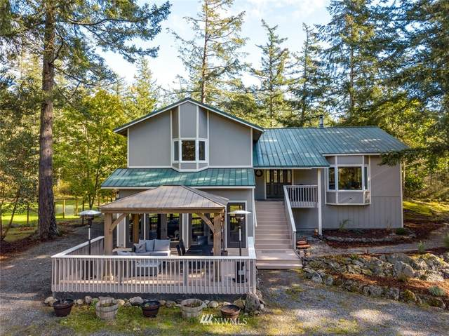 12 Van Cromphant Lane, Orcas Island, WA 98245 (#1681203) :: Icon Real Estate Group