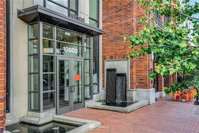 10000 Main Street #201, Bellevue, WA 98004 (#1681267) :: Ben Kinney Real Estate Team
