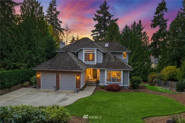 2907 196th Avenue SE, Sammamish, WA 98075 (#1681306) :: The Robinett Group