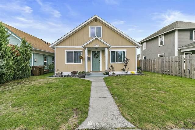 5831 S Lawrence Street, Tacoma, WA 98409 (#1681326) :: Pickett Street Properties
