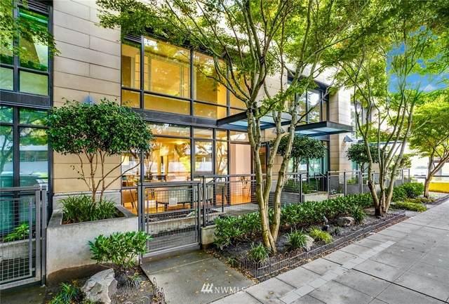 2911 2nd Avenue #116, Seattle, WA 98121 (#1681341) :: Pickett Street Properties