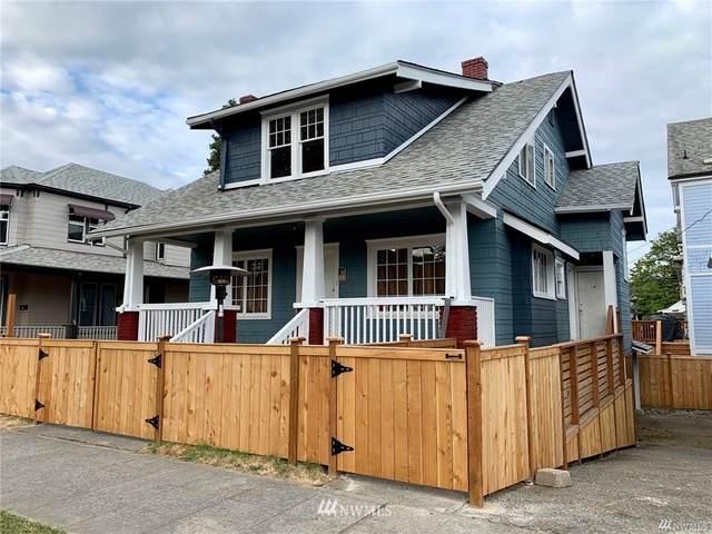 719 S Sheridan Avenue, Tacoma, WA 98405 (#1681431) :: Mike & Sandi Nelson Real Estate