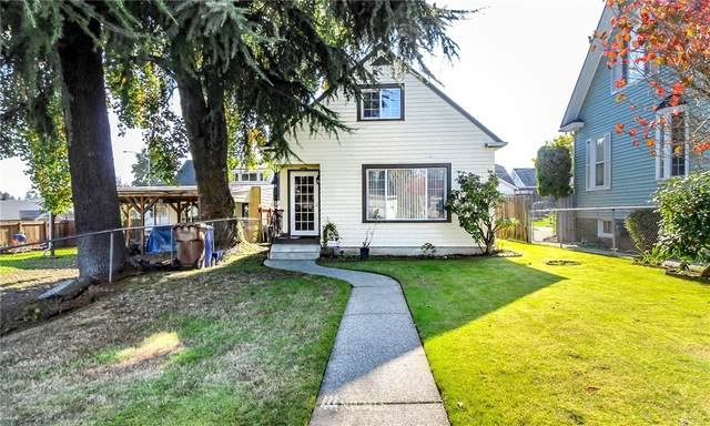 408 S 49th Street, Tacoma, WA 98408 (#1681435) :: Better Properties Lacey