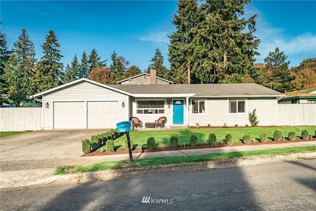 2118 SE 19th Street, Renton, WA 98055 (#1681440) :: Mike & Sandi Nelson Real Estate