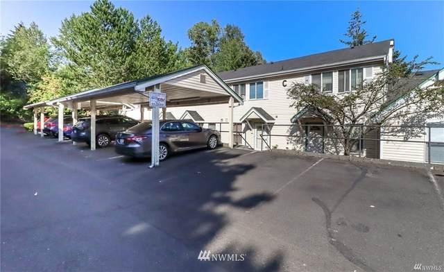 833 SW Sunset Boulevard C13, Renton, WA 98057 (#1681451) :: The Torset Group