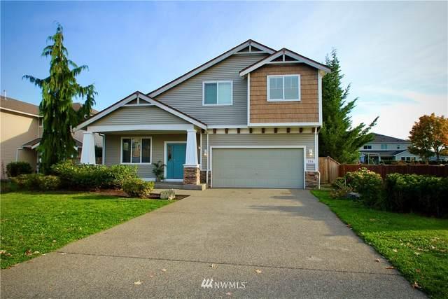 206 Burr Street NE, Orting, WA 98360 (#1681492) :: Ben Kinney Real Estate Team