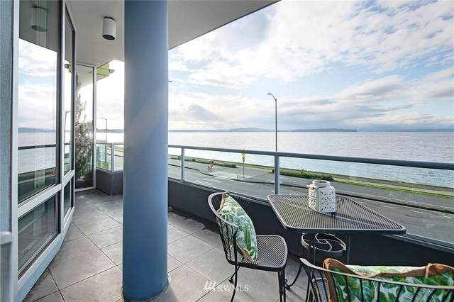 1374 Alki Avenue SW #201, Seattle, WA 98116 (#1681527) :: NW Home Experts