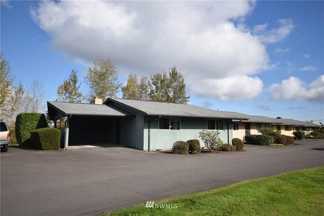 1301 Third Avenue 27D, Sequim, WA 98382 (#1681533) :: Ben Kinney Real Estate Team