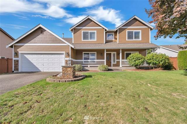 16614 135th Avenue E, Puyallup, WA 98374 (#1681537) :: Northwest Home Team Realty, LLC
