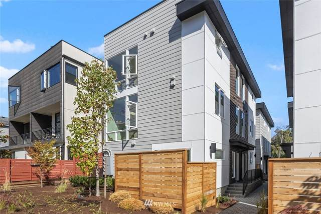 128 W Florentia Street, Seattle, WA 98119 (#1681555) :: Keller Williams Realty