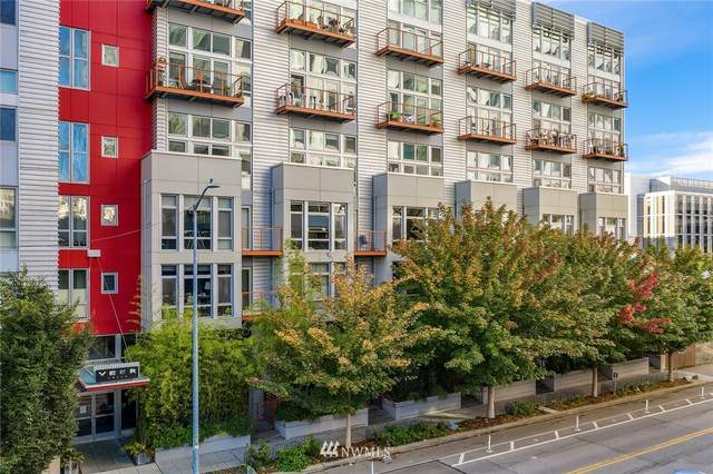 401 9th Avenue N #614, Seattle, WA 98109 (#1681575) :: Becky Barrick & Associates, Keller Williams Realty