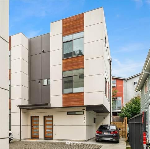 1540 NW 62nd Street A, Seattle, WA 98107 (#1681663) :: Keller Williams Realty