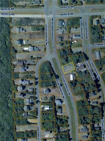 372 Ocean Shores Boulevard NW, Ocean Shores, WA 98569 (#1681722) :: Mike & Sandi Nelson Real Estate