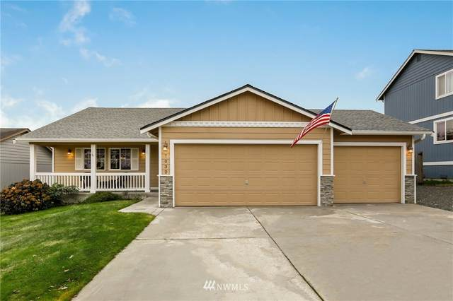 7032 281st Place NW, Stanwood, WA 98292 (#1681740) :: The Robinett Group