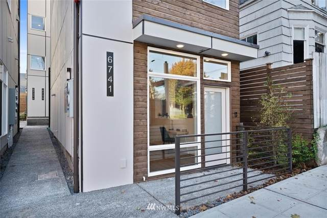 6741 15th Avenue NW, Seattle, WA 98117 (#1681758) :: Beach & Blvd Real Estate Group