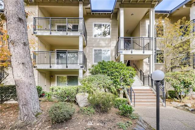 13626 NE 7th Street F15, Bellevue, WA 98005 (#1681761) :: The Torset Group