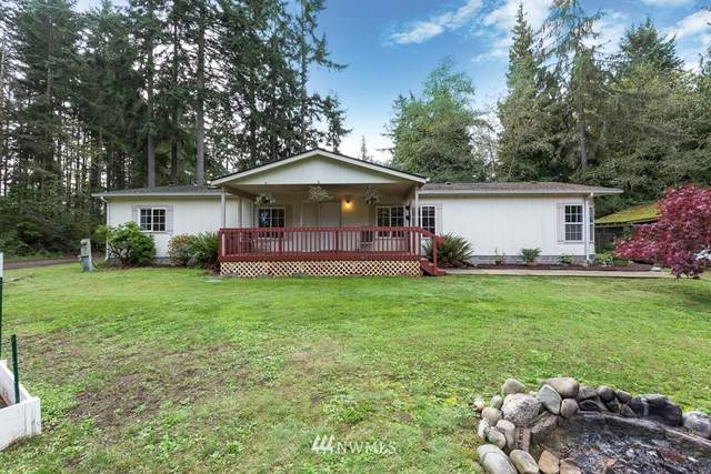 1010 Lemmon Rd., Port Angeles, WA 98362 (#1681786) :: NW Home Experts