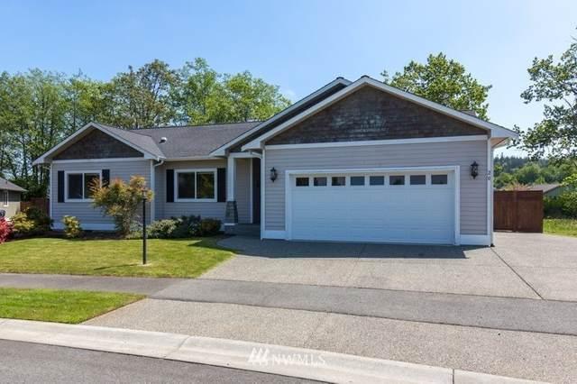 20 Aspen Creek Court, Sequim, WA 98382 (#1681815) :: Ben Kinney Real Estate Team