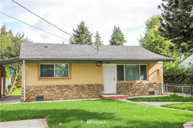 818 Queen Avenue NE, Renton, WA 98056 (#1681847) :: Keller Williams Western Realty