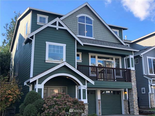 17914 19th Avenue SE #3, Bothell, WA 98012 (#1681919) :: KW North Seattle