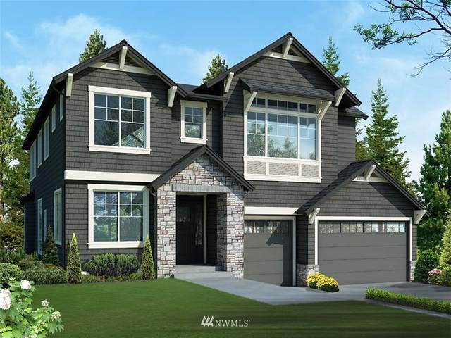 11293 SE 61st Place, Bellevue, WA 98006 (#1681945) :: The Shiflett Group