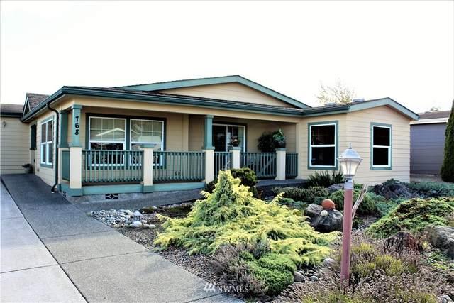 768 W Heritage Loop, Sequim, WA 98382 (#1681953) :: Ben Kinney Real Estate Team