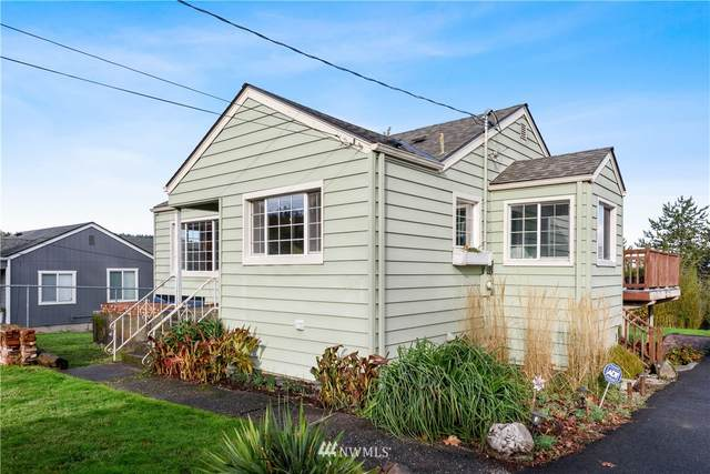 1016 S 100th Street, Seattle, WA 98168 (#1681997) :: Lucas Pinto Real Estate Group