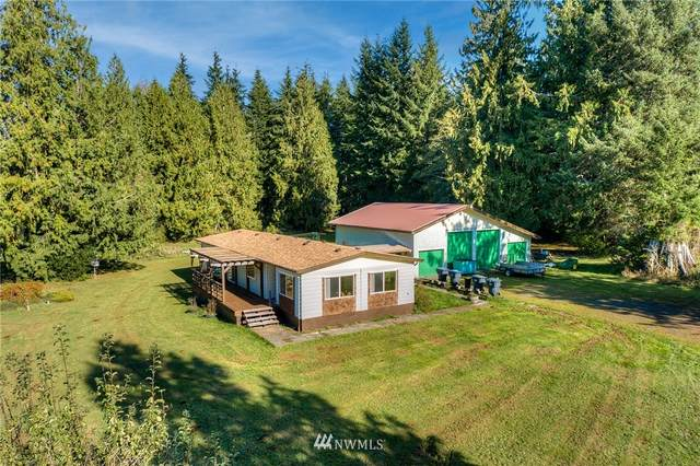 5408 Us Hwy 101, Humptulips, WA 98552 (MLS #1682051) :: Community Real Estate Group