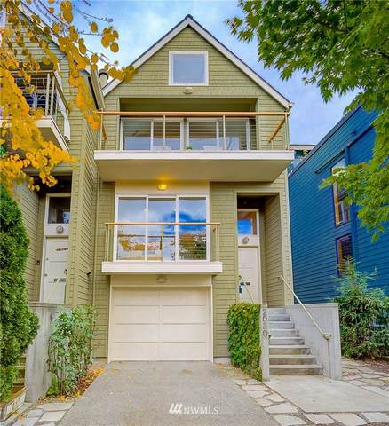 2030 Fairview Avenue E, Seattle, WA 98102 (#1682196) :: Keller Williams Realty