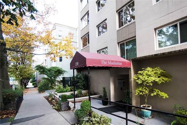 1200 Boylston Avenue #305, Seattle, WA 98101 (#1682287) :: Pickett Street Properties