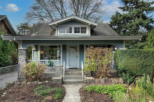 9015 Phinney Avenue N, Seattle, WA 98103 (#1682391) :: The Torset Group
