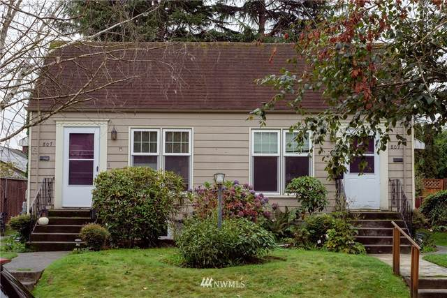 807 NW 59th Street, Seattle, WA 98107 (#1682395) :: The Torset Group