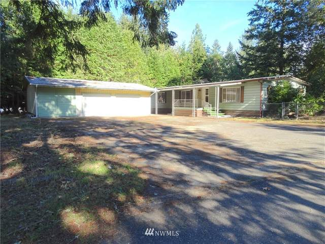 4991 SE Pine Lake Boulevard, Olalla, WA 98359 (#1682409) :: Keller Williams Western Realty