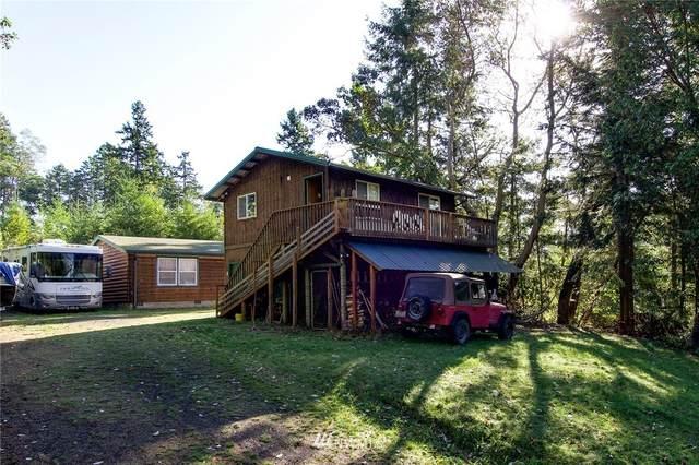 696 Burling Road, Sequim, WA 98382 (#1682429) :: Mike & Sandi Nelson Real Estate