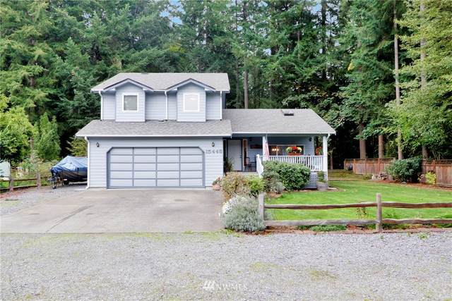 15448 Scenic Shores Drive SE, Yelm, WA 98597 (#1682443) :: The Robinett Group