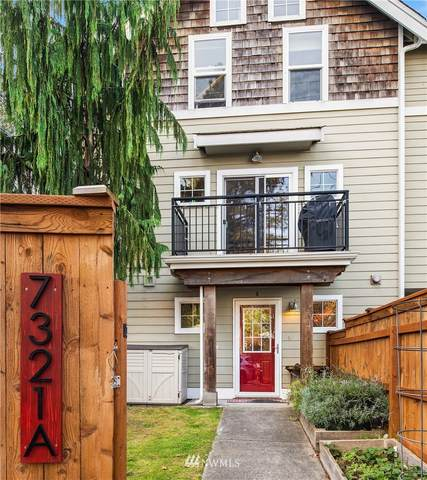 7321 47th Avenue SW A, Seattle, WA 98136 (#1682521) :: TRI STAR Team   RE/MAX NW