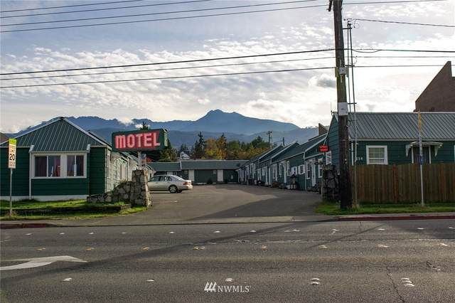 214 E Lauridsen Blvd, Port Angeles, WA 98362 (#1682524) :: Pacific Partners @ Greene Realty