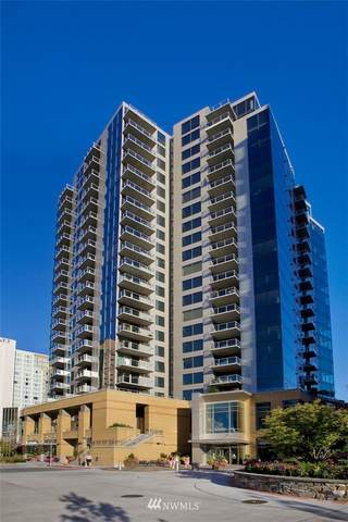 10650 NE 9th Place #1625, Bellevue, WA 98004 (#1682546) :: NW Home Experts