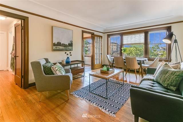 1631 16th Avenue #212, Seattle, WA 98122 (MLS #1682577) :: Brantley Christianson Real Estate