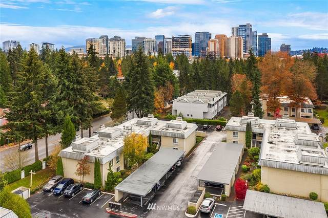 1606 103rd Place NE K1, Bellevue, WA 98004 (#1682590) :: Hauer Home Team