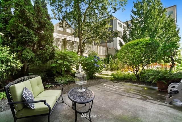 912 3rd Avenue W #103, Seattle, WA 98119 (#1682602) :: Keller Williams Realty