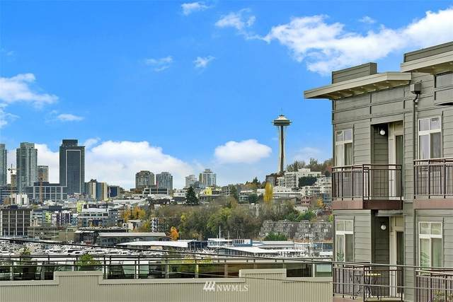 3401 Wallingford Avenue N #304, Seattle, WA 98103 (MLS #1682694) :: Brantley Christianson Real Estate