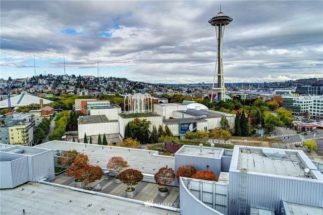 2911 2nd Avenue #914, Seattle, WA 98121 (#1682743) :: Pickett Street Properties