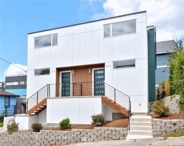 2214 E Spruce Street, Seattle, WA 98122 (MLS #1682745) :: Brantley Christianson Real Estate