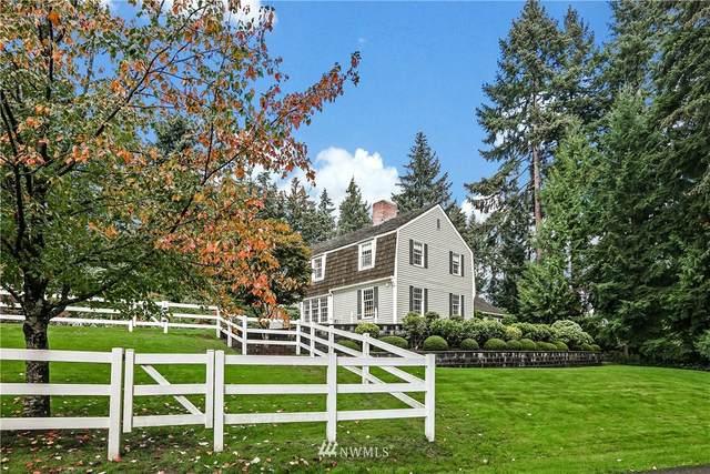 13426 NE 25th Street, Bellevue, WA 98005 (#1682769) :: Priority One Realty Inc.