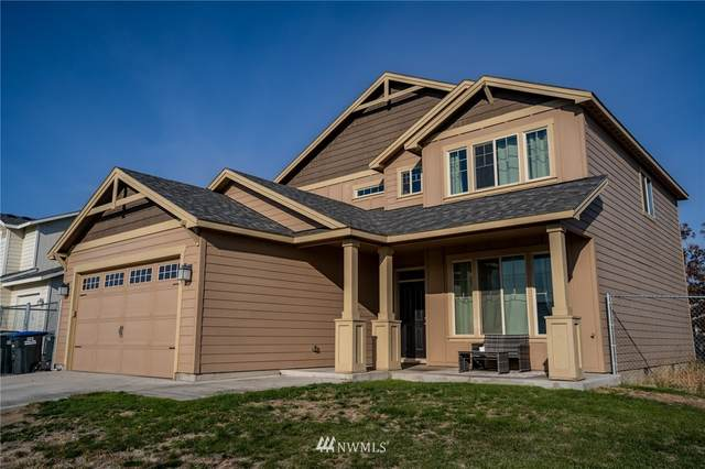 213 N Tamer Lane, Moses Lake, WA 98837 (#1682782) :: Engel & Völkers Federal Way