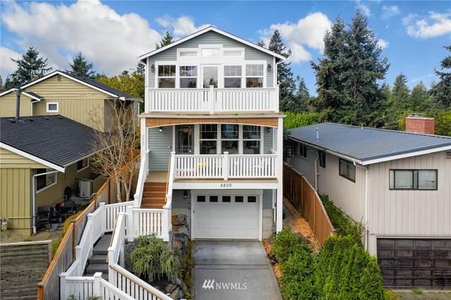 8809 27th Avenue NW, Seattle, WA 98117 (#1682810) :: Mike & Sandi Nelson Real Estate