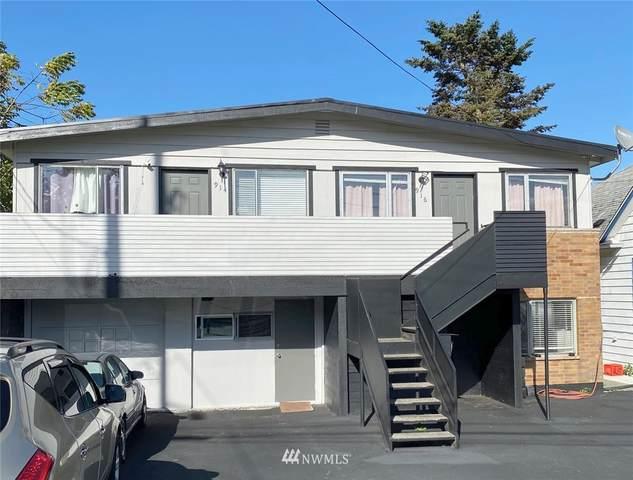 914 N 92nd Street, Seattle, WA 98103 (#1682885) :: NW Home Experts