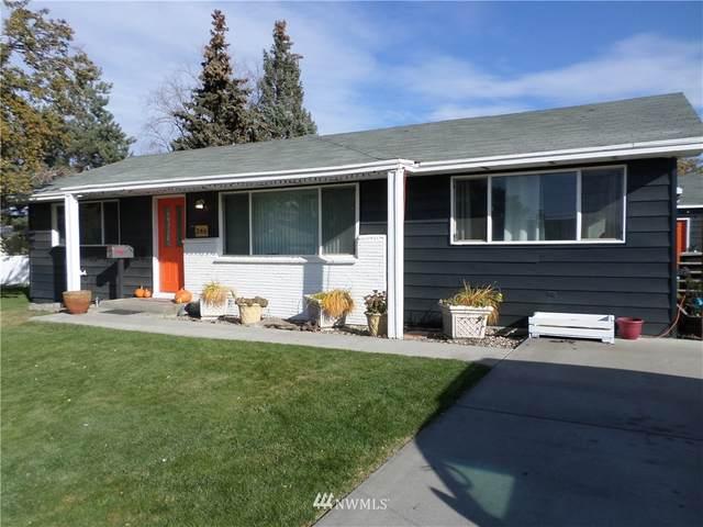 246 G Street NE, Ephrata, WA 98823 (MLS #1682899) :: Nick McLean Real Estate Group