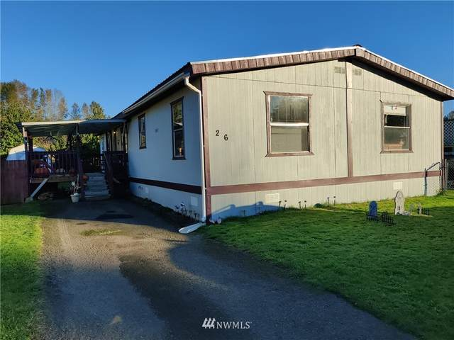 1450 Westside Highway #26, Kelso, WA 98626 (#1682902) :: M4 Real Estate Group